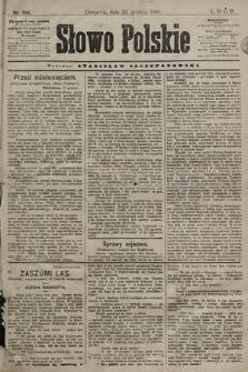 Słowo Polskie. 1898, nr304