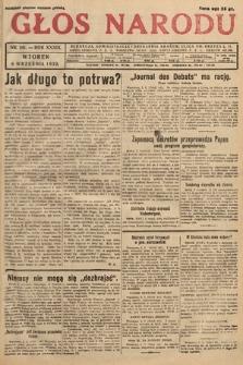 Głos Narodu. 1932, nr241