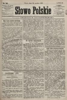 Słowo Polskie. 1898, nr305