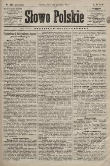 Słowo Polskie. 1898, nr307 (poranny)