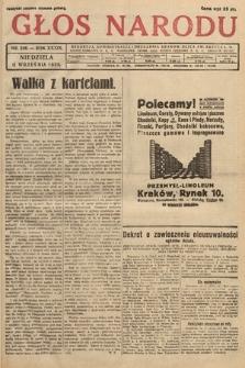 Głos Narodu. 1932, nr246