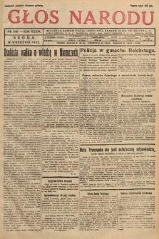 Głos Narodu. 1932, nr249