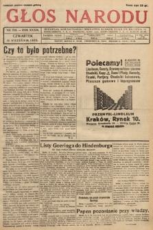 Głos Narodu. 1932, nr250