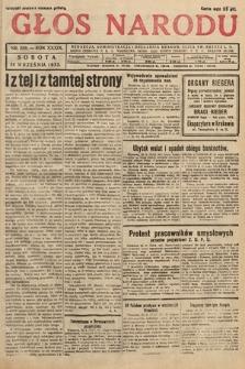 Głos Narodu. 1932, nr259