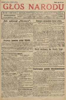 Głos Narodu. 1932, nr268