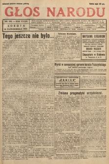Głos Narodu. 1932, nr280