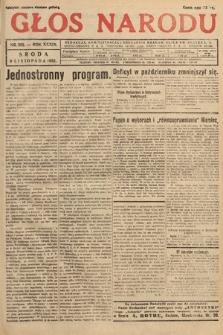 Głos Narodu. 1932, nr305