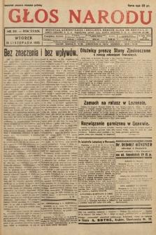Głos Narodu. 1932, nr311