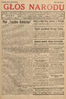 Głos Narodu. 1932, nr312