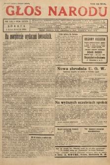 Głos Narodu. 1932, nr329