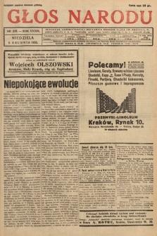 Głos Narodu. 1932, nr336