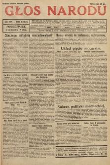 Głos Narodu. 1932, nr337