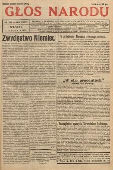 Głos Narodu. 1932, nr338