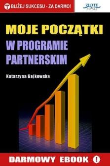 Moje początki w programie partnerskim