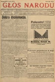 Głos Narodu. 1932, nr171