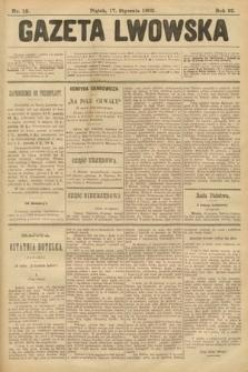 Gazeta Lwowska. 1902, nr12