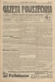 Gazeta Powszechna. 1910, nr26