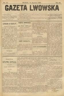 Gazeta Lwowska. 1902, nr14