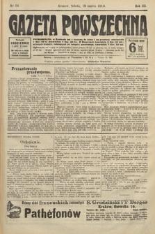 Gazeta Powszechna. 1910, nr64