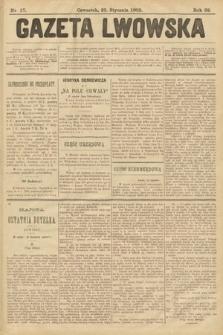 Gazeta Lwowska. 1902, nr17