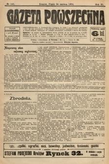Gazeta Powszechna. 1910, nr142