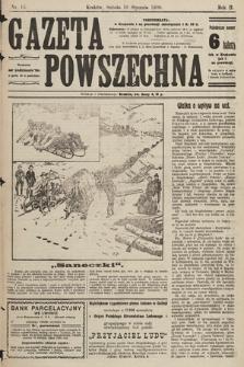 Gazeta Powszechna. 1909, nr15