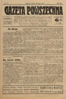 Gazeta Powszechna. 1910, nr172