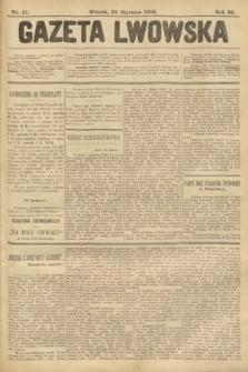 Gazeta Lwowska. 1902, nr21