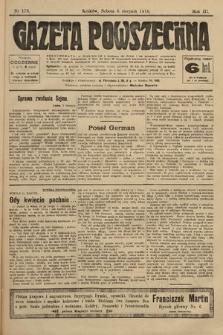 Gazeta Powszechna. 1910, nr178
