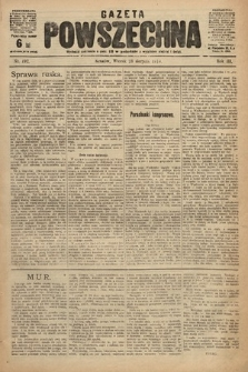 Gazeta Powszechna. 1910, nr192