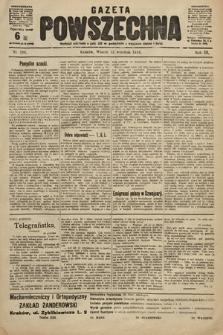 Gazeta Powszechna. 1910, nr208