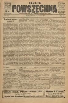 Gazeta Powszechna. 1910, nr213