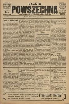 Gazeta Powszechna. 1910, nr265