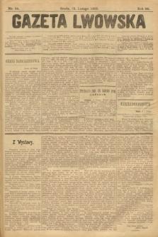 Gazeta Lwowska. 1902, nr34