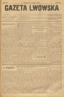 Gazeta Lwowska. 1902, nr36