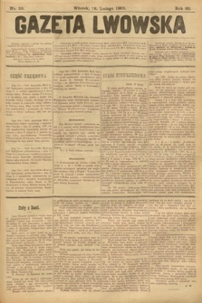 Gazeta Lwowska. 1902, nr39