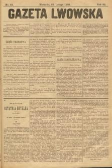 Gazeta Lwowska. 1902, nr44