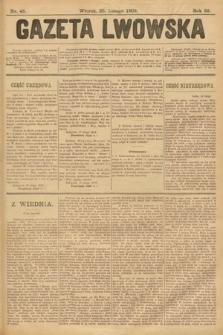 Gazeta Lwowska. 1902, nr45