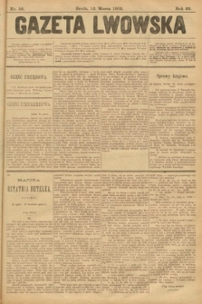 Gazeta Lwowska. 1902, nr58