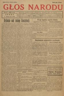 Głos Narodu. 1928, nr4