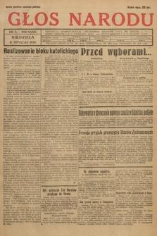 Głos Narodu. 1928, nr8