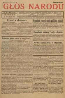 Głos Narodu. 1928, nr10