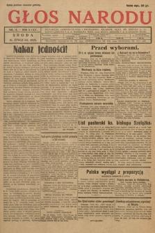 Głos Narodu. 1928, nr11