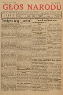 Głos Narodu. 1928, nr14