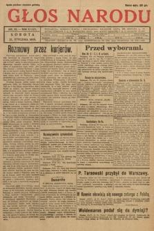 Głos Narodu. 1928, nr21