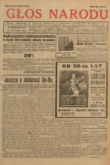 Głos Narodu. 1928, nr23