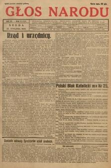 Głos Narodu. 1928, nr25