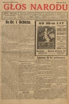 Głos Narodu. 1928, nr26
