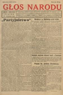 Głos Narodu. 1928, nr27