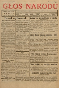 Głos Narodu. 1928, nr31